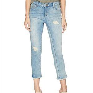 NWOT Jones Madison Skinny Cropped Jeans